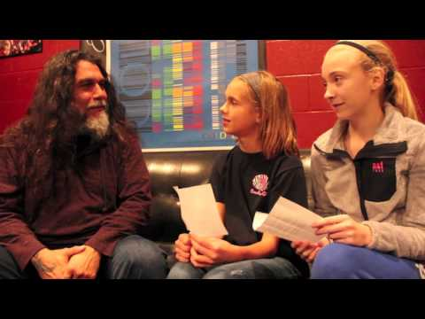Kids Interview Bands - Slayer