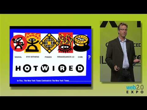 "Web2ExpoSF 09: Jeff Veen, ""Designing for Big Data"""