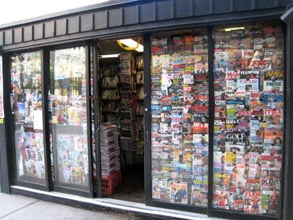 magazine-kiosk